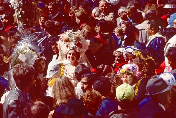 Easter Parade Queen, 5th Avenue